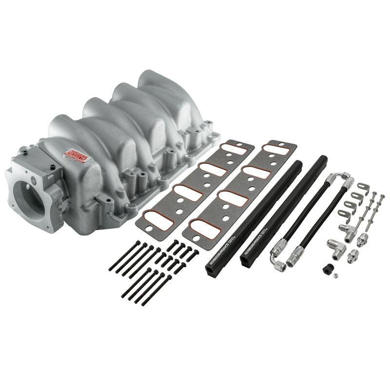 Professional Products LS2 EFI Manifold Satin (52063