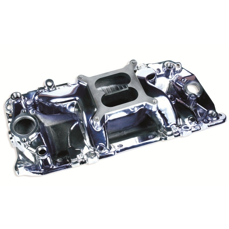 Professional Products Big Block Chevy Crosswind Polished