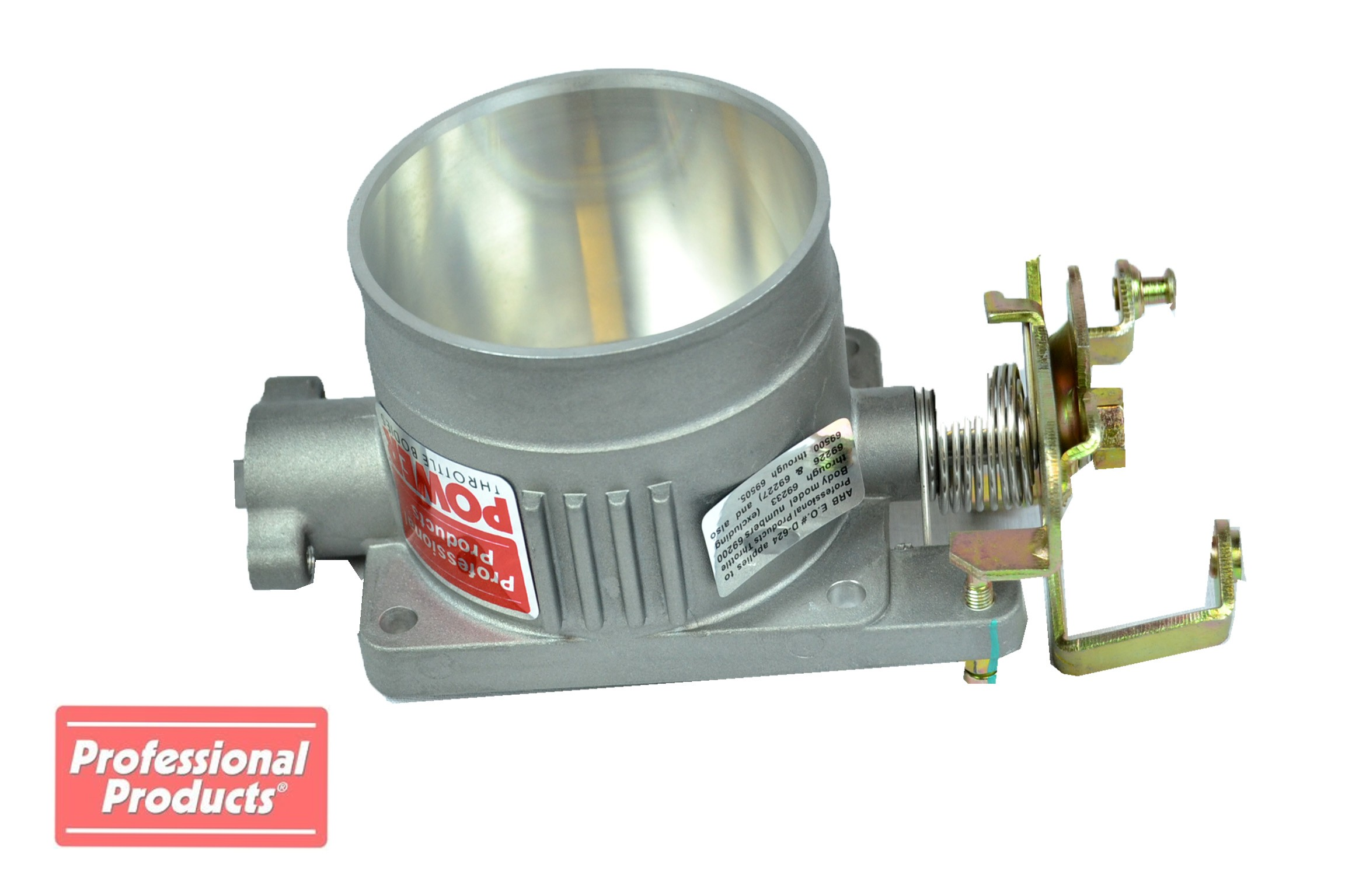 Professional Products 69222 70mm Satin Throttle Body