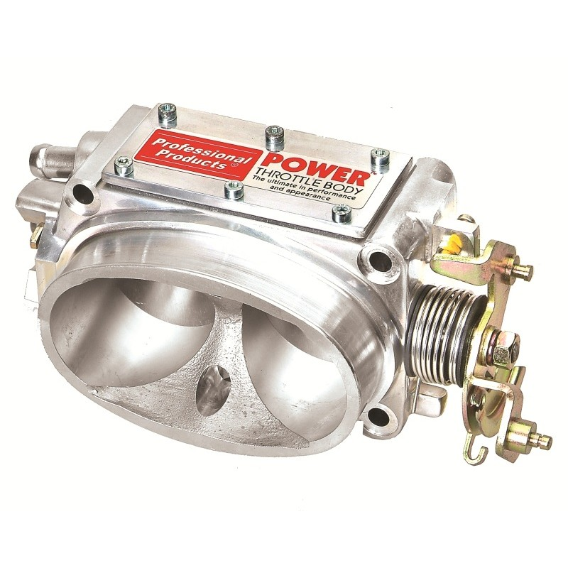 Small Block Chevy 1985-'92 305/350 Throttle Body 52mm Polished