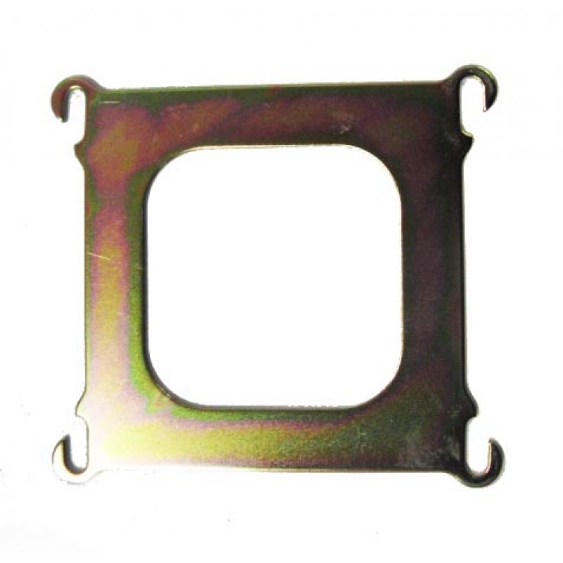 Carb Adapter Plate and Gasket