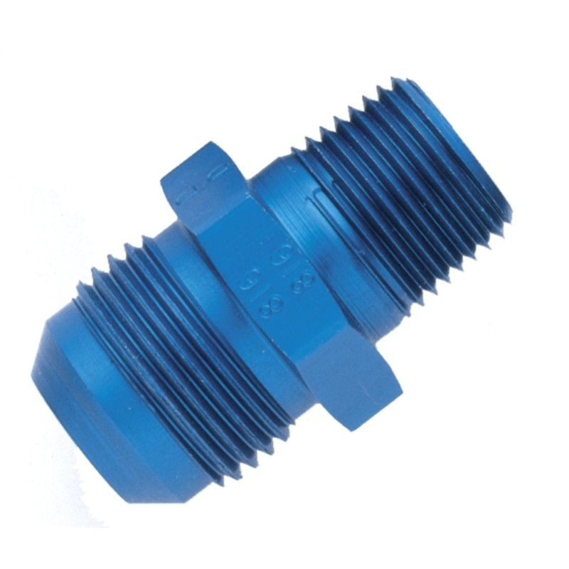 1/2 NPT to -12 AN Adapter Fitting (Pair)