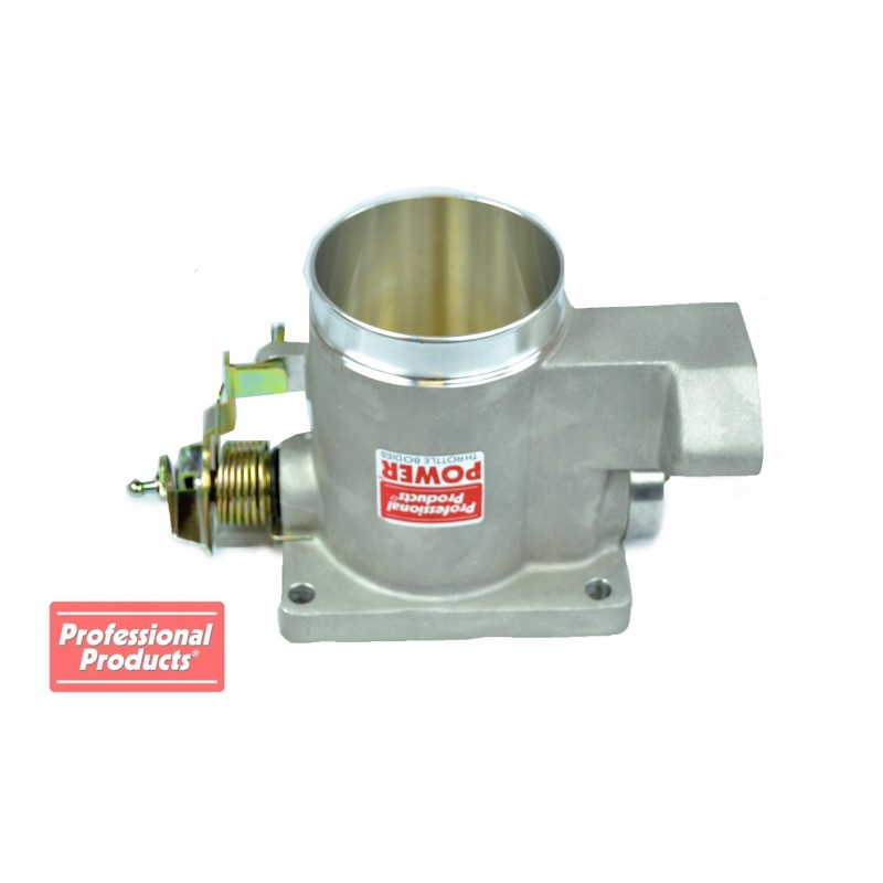 75mm Throttle Body T-Bird Super Coupe Satin