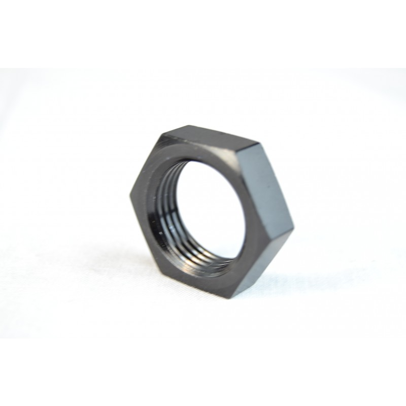 -3 Bulkhead Nuts (Black)