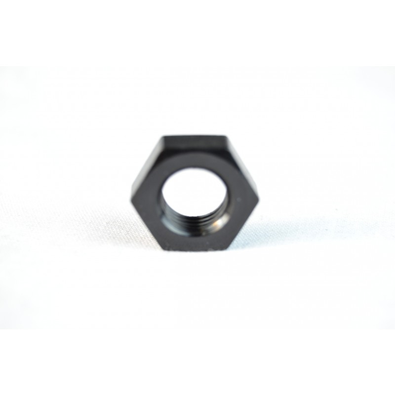 -4 Bulkhead Nuts (Black)