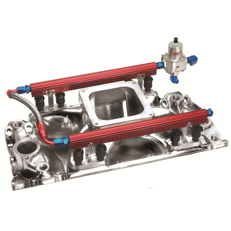 Professional Products Complete Fuel Rail Kit for 53032/53033 Big Block Chevrolet Manifold