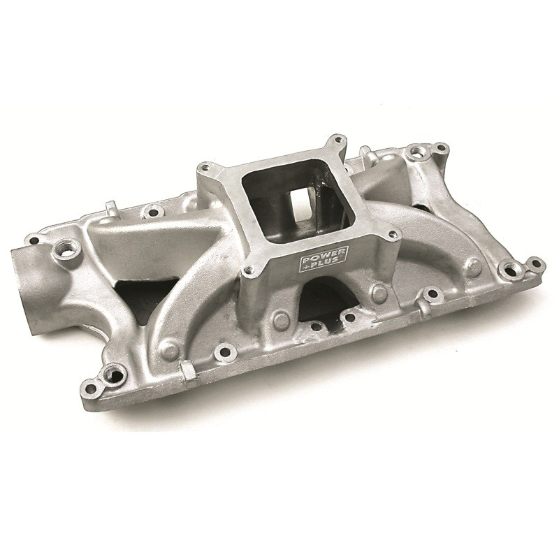Small Block Ford Hurricane Intake Manifold Satin