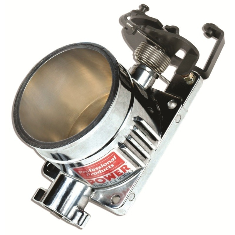 Mustang 4.6L 2V V8 75mm Throttle body -Polished